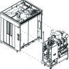 Basil® 9700 Cage and Rack Washer