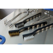 Toothbrush-Style General Instrument Cleaning Brushes