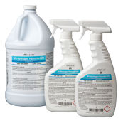 STERIS Product Number 1S0508WR 6% HYDROGEN PEROXIDE WFI STERILE SOLUTION (4 X 1 GAL)
