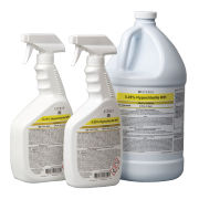 STERIS Product Number 1S0608WR 5.25% HYPOCHLORITE WFI (4X 1 GAL 3.78 L)