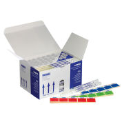 STERIS Product Number 2369AB NINHYDRIN PROTEIN DET. KIT (BULK PACK) BX OF 25 TESTS