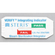 STERIS Product Number 800510 VERIFY STEAM INTEGRATOR STRIP LONG (BOX OF 250)