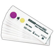 STERIS Product Number PCC051 STERAFFIRM CLASS 1 PROCESS INDICATOR FOR VAPORIZED HYDROGEN PEROXIDE (BOX OF 200)