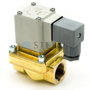 """Image for SOLENOID VLV 3/4"""" BRASS from Service Parts - CA"""