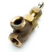 STERIS Product Number P026907091 VALVE UNION ANGLE 3/4 IN.