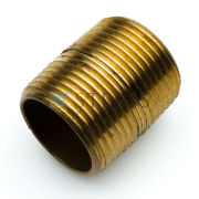 STERIS Product Number P029380091 NIPPLE 1 X 1-1/4 BRASS