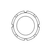 STERIS Product Number P090914091 LOCKNUT
