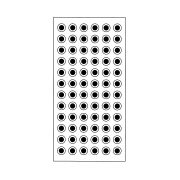 STERIS Product Number P117035764 STICKER IDENT RESTRICTOR