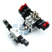Image for PNEUMATIC BLOCK  DOOR/DRAIN SYSTEM from Service Parts - CA