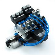 STERIS Product Number P117048880 BLOCK PNEU.