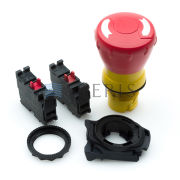 STERIS Product Number P117909910 BUTTON EMERGENCY STOP #800EP-MT4 A-B