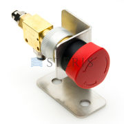 STERIS Product Number P117917262 KIT REPLACEMENT PUSHBUTTON EMERGENCY