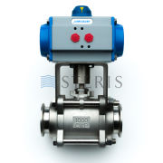 STERIS Product Number P117997591 VALVE RECIRCULATION 2 IN.