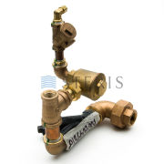STERIS Product Number P136607001 JACKET DRAIN ASSEMBLY