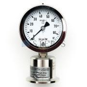 STERIS Product Number P60500317F GAUGE  PRESSURE 0-87 PSIG