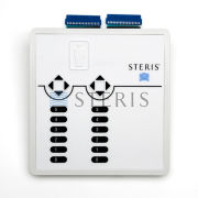 STERIS Product Number P755716231 FACEPLATE W/T'PAD-DUAL LD