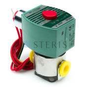 STERIS Product Number P764324670 VALVE SOLENOID TWO WAY SS