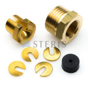 STERIS Product Number P77100070F ADAPTER  FEEDTHRU